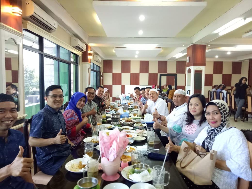 DPD REI Lampung bertemu Bank Mandiri Syariah bahas kerjasama KPR Bersubsidi dan Nonsubsidi