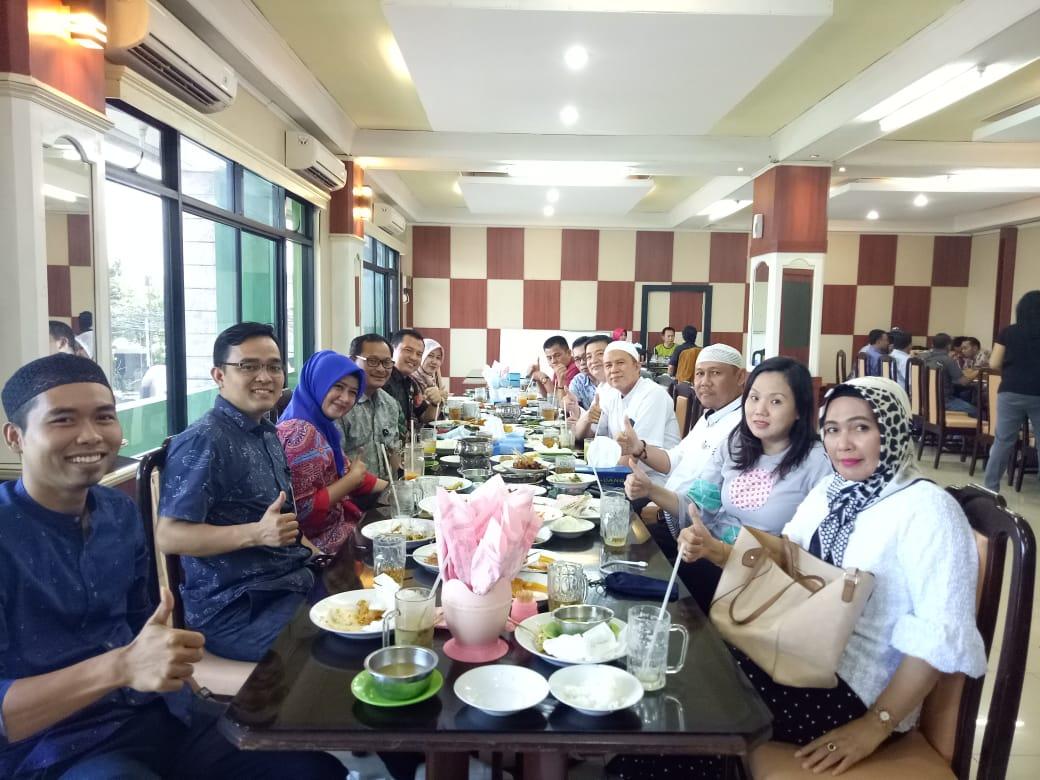 DPD REI Lampung dan Bank Mandiri Syariah bahas MOU (2)