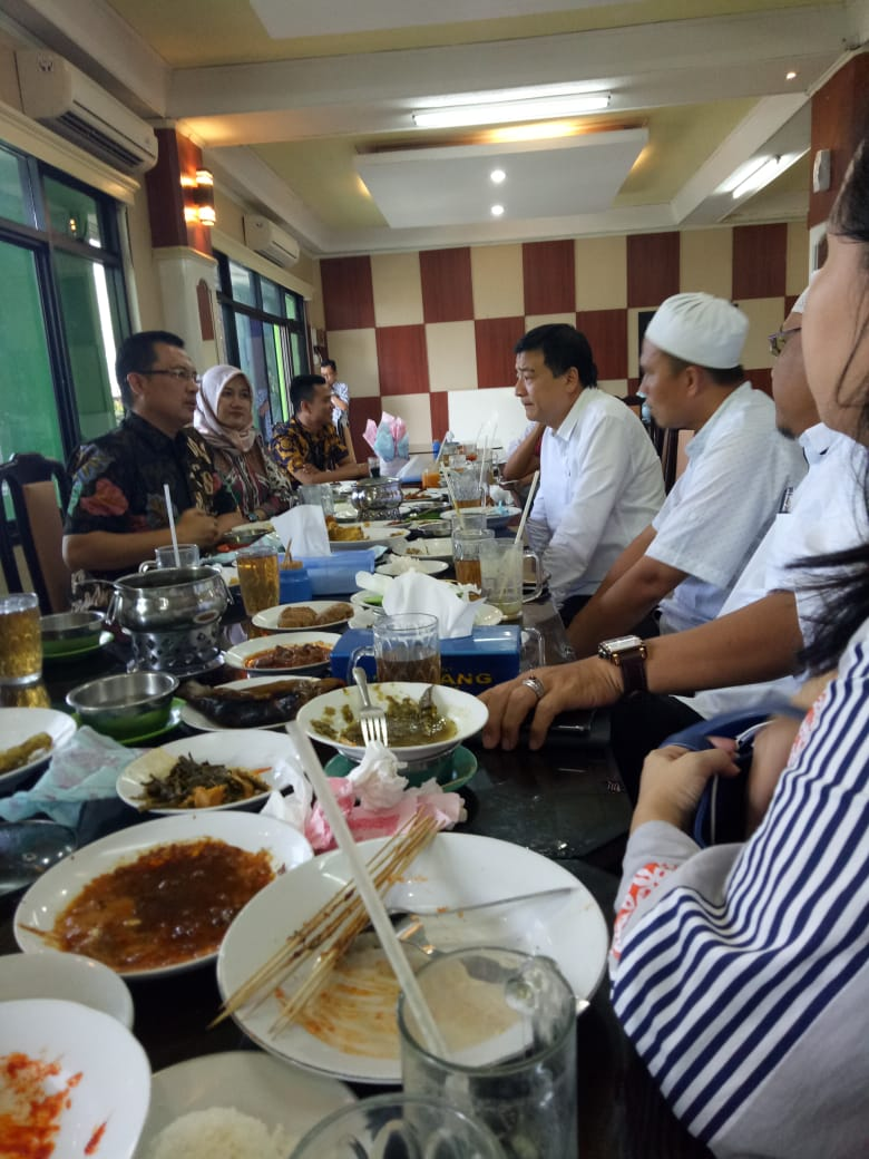 DPD REI Lampung dan Bank Mandiri Syariah bahas MOU (3)