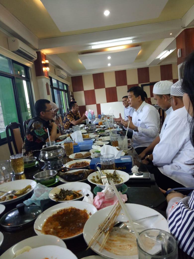 DPD REI Lampung dan Bank Mandiri Syariah bahas MOU (4)