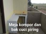 dapur tempel perumahan perdana village