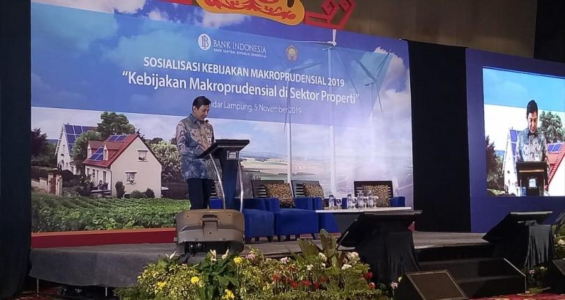 Pelonggaran LTV- Sosialisasi Kebijakan Makroprudensial Sektor Properti di Provinsi Lampung